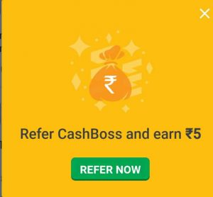 Earn Free Paytm Cash
