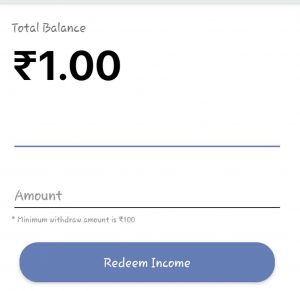 Withdraw Cashbite Money