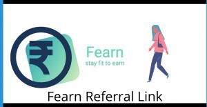 fearn app referral code