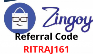Zingoy referral Code