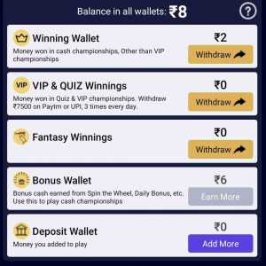 Qureka pro wallets