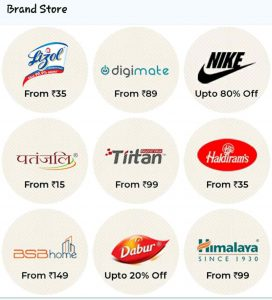 Shopclues brand store