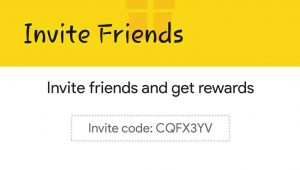 Rapido Invite Friends