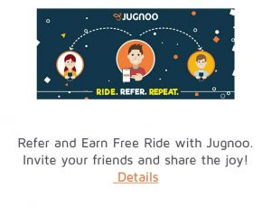 Jugnoo Referral Code