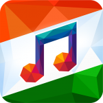 Indian Music Player App logo