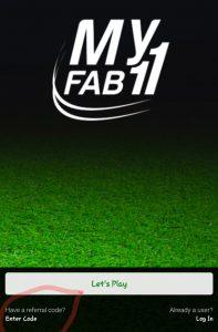 MyFab11 Referral Code