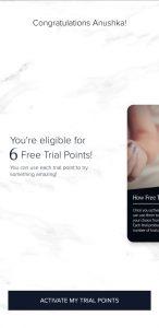 Free Trials on Symtten App