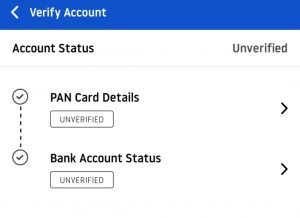 OneTo11 Account Verification