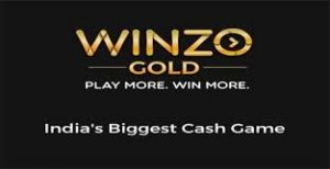 Winzo Gold App Referral Code