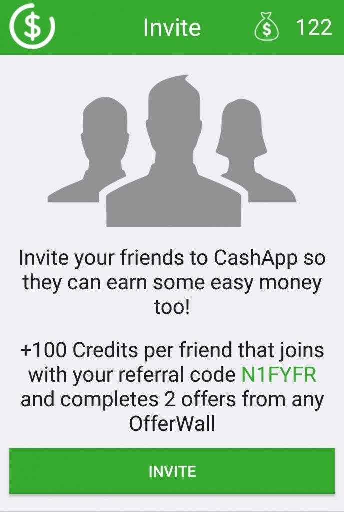 CashApp Referral Code
