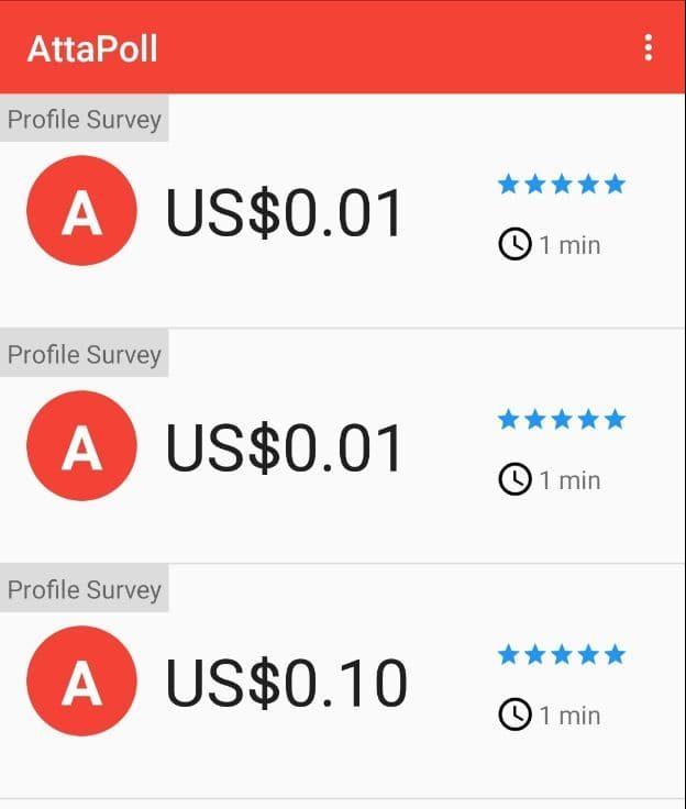 AttaPoll Surveys