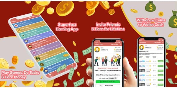 Player-Earn Cash Rewards Referral Code