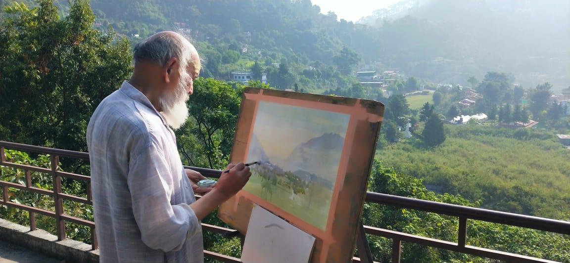Dr. Yashodhar Mathpal