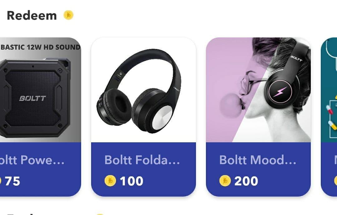 Boltt Play App Review