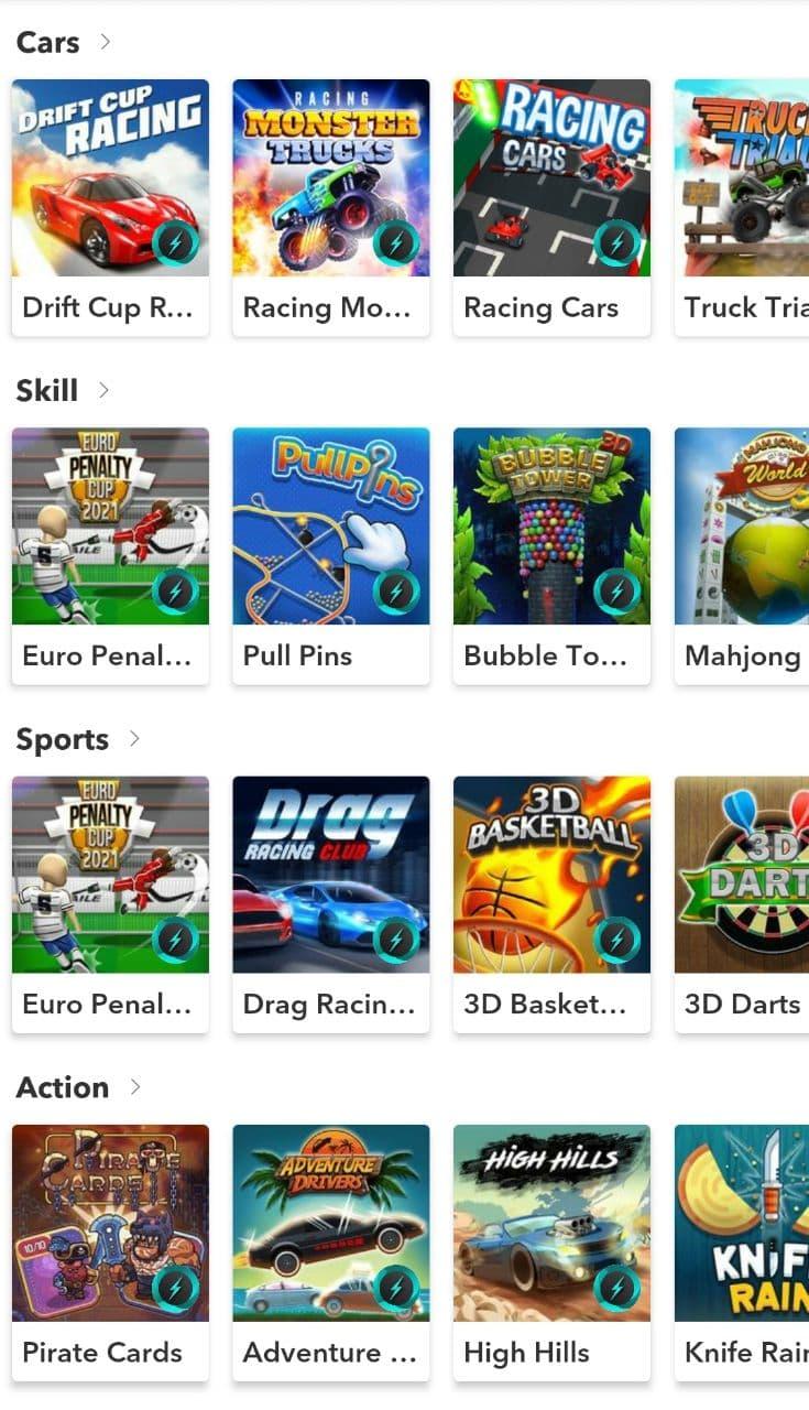 Boltt Play Games