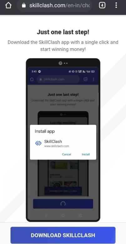 Skill Clash App Download