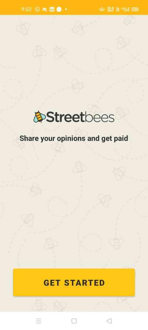 Streetbees Signup Bonus